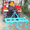 Chisel Plough Attached Farm Tractor