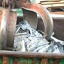 Unalloyed Zinc Sheet Scrap
