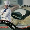 Sandwich Grill Toaster With Base Support