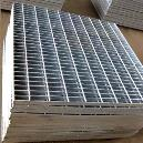 Stainless Steel/ Aluminium Made Floor Grating