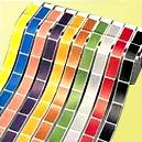 Multi Colour Self Adhesive Label