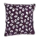 Floral Printed Laser Cut Cushion