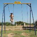 Double Swing Set For Parks