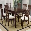 Glossy Finished Wooden Dining Tables