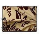 Floral Designed Taffeta Jacquard Curtain Fabric