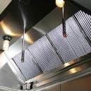 Fume Exhaust System For Kitchen