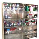 Industrial Ventilated Storage Cabinet