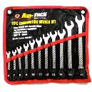 Corrosion Resistant Combination Wrench Set