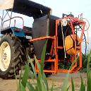Tractor Mounted Agricultural Sprayer