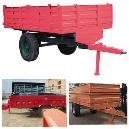 Non-Tipping/ Hydraulic Tipping Type Farm Trailer
