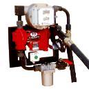 Mobile Fuel Dispenser In 0 - 60 Lpm Flow Capacity
