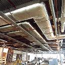 Air Conditioner Ducting System