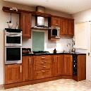 Modular Type Wooden Finished Kitchen