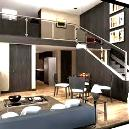 Interior Decorative Loft Enclosure