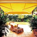 Outdoor Decorative Terrace Awnings