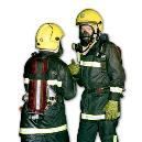 Full Body Protected Fire Suits
