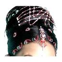 Fashionable Hair Decoration Beads