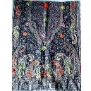 Embroidery Designed Wool Shawls