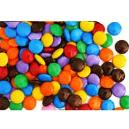 Round Shaped Colourful Toffee