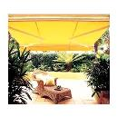 Decorative Retractable Patio Awning