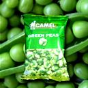 Fresh And Frozen Green Peas