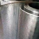 High Tensile Perforated Sheets