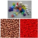 Colourful Designer Loose Beads