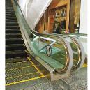 Low Energy Consuming Escalator