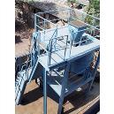 Lime Coating System For Steel Industry