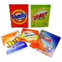 Toiletries And Detergent Packaging Pouches