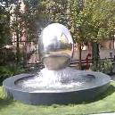 Stainless Steel Made Fountains