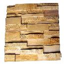 Scratch Proof Teakwood Stacking Stone