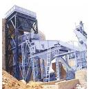Heavy Duty Stone Crushing Plant