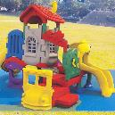 Mini House With Slides