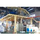 Fully Automatic Non Woven Fabric Making Plant