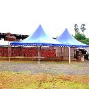 Outdoor Purpose Permanent Conical Tent