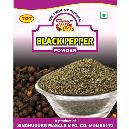 Fine Ground Black Pepper Powder