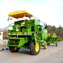 Combine Harvester For Agricultural Industry