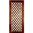 Wood Made Jali Screen