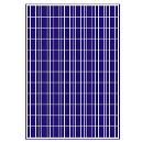 Compact Polycrystalline Photovoltaic Module