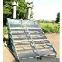 Stainless Steel Made Solar Dryer
