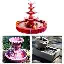 Outdoor Purpose Garden Fountains