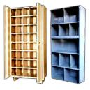 Industrial Grade Pigeon Hole Cupboards