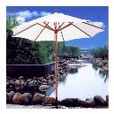 Promotional Purpose Garden Umbrellas