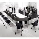 Glossy Finished Conference Table