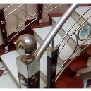 Corrosion Resistant Stair Case Railing