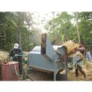 Electric Motor/ Diesel Engine Operated Paddy Thresher