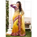 Bridal Wear Lehenga Saree
