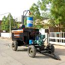 Bitumen Emulsion Sprayer With Air Blower