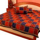 Pure Cotton Made Double Bed Sheet